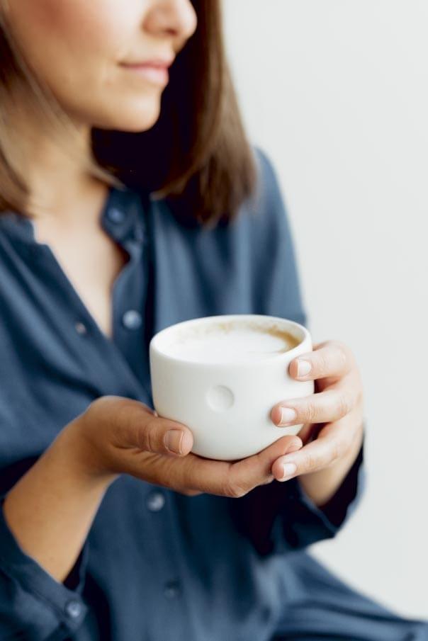 Kaffeetasse der Serie Ruhepunkt von 4rooms