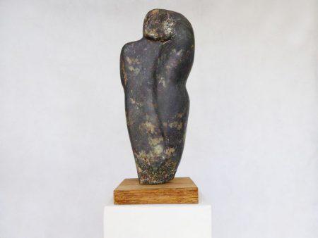Skulptur verTraut Christina Webeler