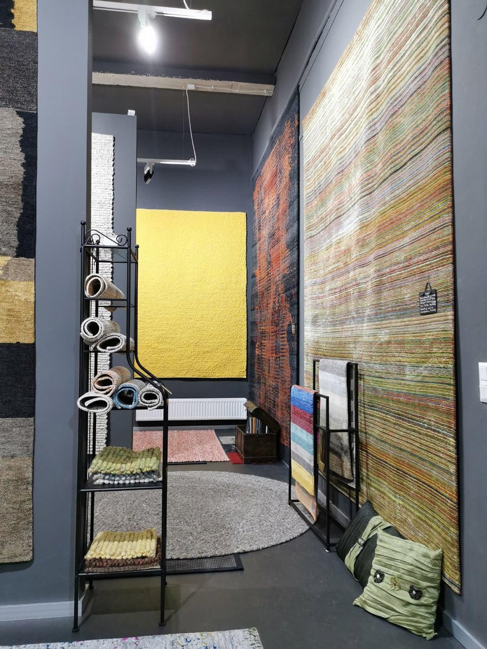floorhouse showroom teppiche